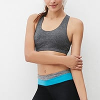 Colorblocked Workout Shorts