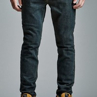 Bullhead Denim Co. Dark Sky Skinny Jeans - Mens Jeans - Blue