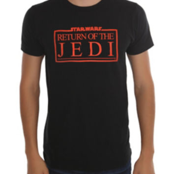 Star Wars: Episode VI Return Of The Jedi T-Shirt