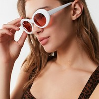 Vintage Cobain Oval Sunglasses | Urban Outfitters