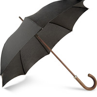 London Undercover - City Gent Malacca Wood-Handled Umbrella | MR PORTER
