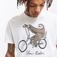 Slow Rider Tee | Urban Outfitters