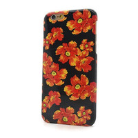 iPhone 6 case floral iphone 6 plus case peonny iphone 5S case floral Samsung Galaxy s6 case Floral Samsung Galaxy S5 case floral LG G4 case
