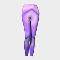 Design: Whispering Wind - Leggings, Women's Leggings, Women's Fashion, Active Wear, Gift for Her, Street Wear, Casual Wear