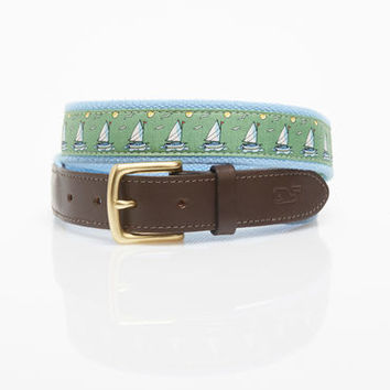 Catboat Canvas Club Belt