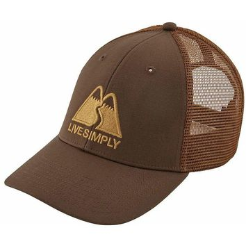 Patagonia Live Simply Winding Lopro Trucker Hat