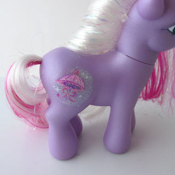 Pretty Parasol My Little Pony Toy G3 Glitter Hasbro
