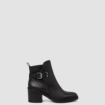 ALLSAINTS US: Womens Meera Ankle Boot (Black)