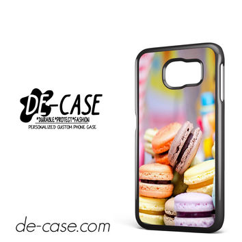 Macarons World DEAL-6759 Samsung Phonecase Cover For Samsung Galaxy S6 / S6 Edge / S6 Edge Plus