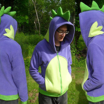 Spike - My Little Pony - Hoodie costume