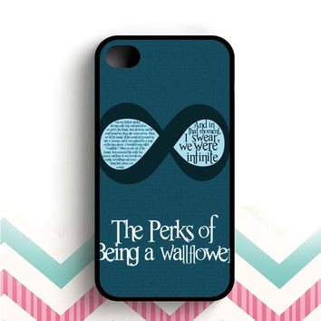 And In That Moment I Swear We Were Infinite The Perks of Being a Wallflower  iPhone 4 and 4s case