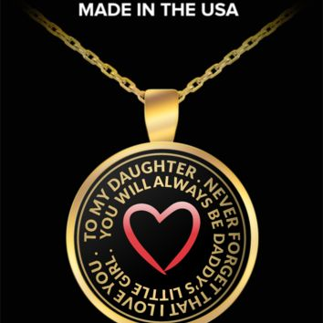 Daddy's Little Girl - Necklace