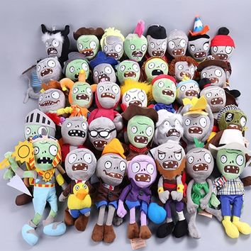 36 Styles Plants vs Zombies Plush Toys 12-28cm Plants vs Zombies Soft Stuffed Plush Toys Doll Baby Toy for Kids Gifts Party Toys