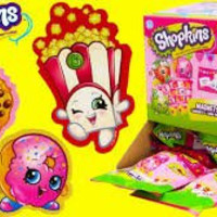 NEW Shopkins Magnets Blind Bags