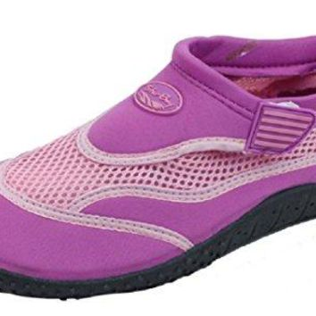 Starbay New Womens SlipOn Water Shoes With Velcro Strap Available In 4 Colors