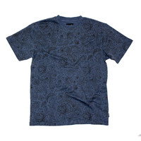 Diamond Supply Co. - Radiant Loop Tee - Heather Navy
