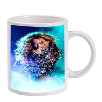 Gift Mugs | Beyonce Sexy Singer Ceramic Coffee Mugs