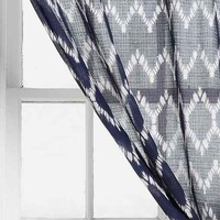 Magical Thinking Chevron Curtain-