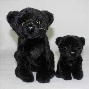 Black Panther Stuffed Animal Plush Toy
