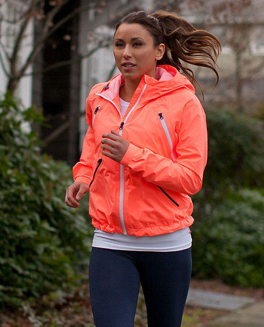 Run Rise And Shine Jacket Women S From Lululemon My Style