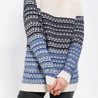 Urban Outfitters - BDG Fireside Fairisle Sweater