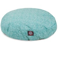 Navajo Round Dog Bed by Majestic Pet Products