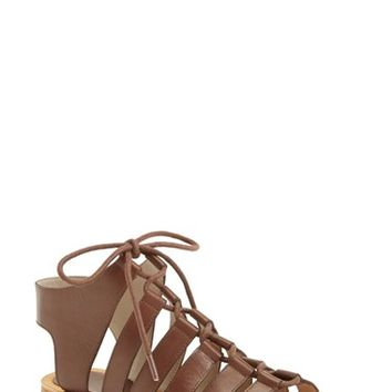 Women's Hinge 'Roman' Strappy Lace-Up Sandal