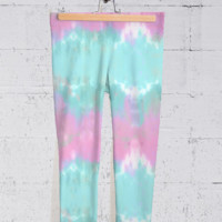 Tie Dye  Cotton Candy