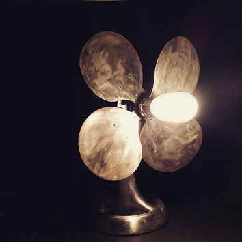 Desk Fan lamp