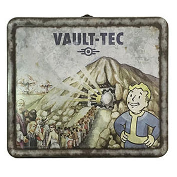 Fallout Shelter Post-War Lunchbox