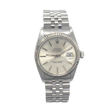 Rolex Datejust swiss-automatic mens Watch 16014 (Certified Pre-owned)