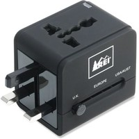 REI USB Multination Travel Adapter Plug