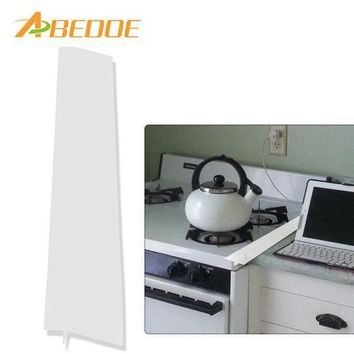 ICIKU7Q ABEDOE Silicone Stove Counter Gap Cover Flexible Silicone Gap Covers Seal Gap Spills Between Counter/Stovetop/Oven