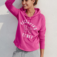 Shirttail Hoodie - Victoria's Secret