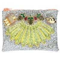 Mawi Embellished Clutch - Stockholm Market - Farfetch.com