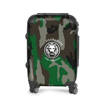 NFA The Original Camo Carry on Suitcase