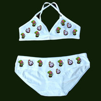 Legend of Zelda Bra and Panty Set