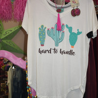 Hard to handle Judith March top