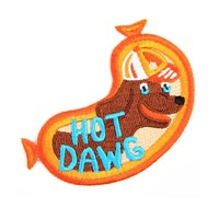 Hot Dawg Patch