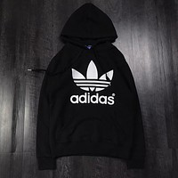 Adidas Women Hot Hoodie Cute Sweater