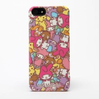 My Melody Die-Cut iPhone 5 Hard Case: Pattern