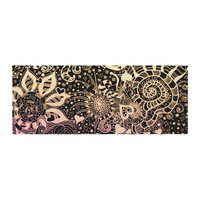 "Monika Strigel ""Neptunes Garden II"" Bed Runner"