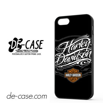 Harley Davidson Skull DEAL-5055 Apple Phonecase Cover For Iphone 5 / Iphone 5S