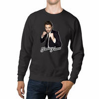 James Franco Cool Unisex Sweaters - 54R Sweater
