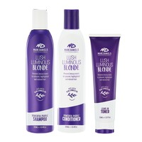POWERFUL PURPLE SHAMPOO CONDITIONER WITH LEAVE IN TREATMENT