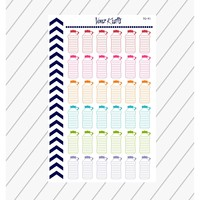 Water Tracking Planner Stickers, Weekly Hydrate Stickers, Daily Drink Tracker, Daily Drink Tracker, Hydration Stickers, Water Tracker