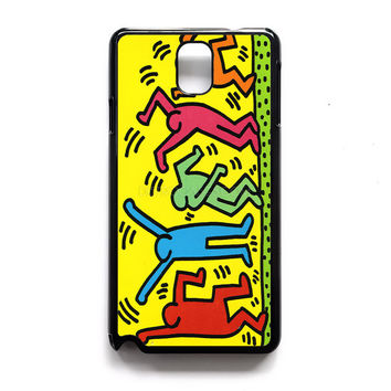Keith Haring Pop Art Samsung Case, iPhone 4s 5s 5c 6s Plus Cases, iPod 4 5 6 case, HTC One case, Sony Xperia case, LG case, Nexus case, iPad case