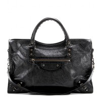 balenciaga - classic city leather tote
