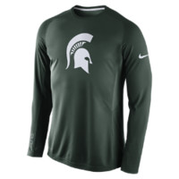 Nike Disruption Long-Sleeve (Michigan State) Men's Basketball Shooting Shirt