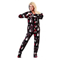 KISS Do You Love Me Onesuit PJ's for Adults | World's Best Pajamas